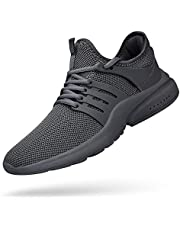 58a4be499 ZOCAVIA Men s Running Shoes Lightweight Breathable Fashion Sneakers Tennis  Shoes