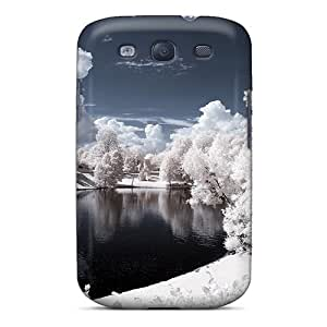 Galaxy S3 Case Cover Vigeland Sculpture Park Norway Case - Eco-friendly Packaging