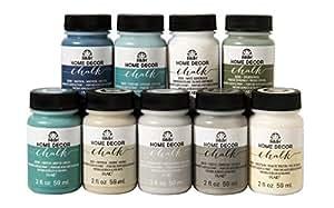 FolkArt Home Décor Chalk - Paint Set (2 Ounce), PROMOFAHDC