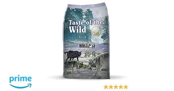 Taste of the Wild Canine Sierra Mountain Cordero - 13000 gr: Amazon.es: Productos para mascotas