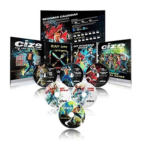 CIZE Dance Workout 6 DVD Base Kit - Shaun T by CIZE