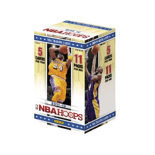 PANINI 2011 / 2012 Hoops NBA Basketball Unopened Blaster ...
