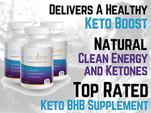 Keto BHB Ketones Supplement - Ketosis Energy Supplement for Keto Flu + Ashwagandha Root Powder, Ketones for Weight Loss, Keto Boost for Instant Ketosis, Keto Diet Supplements, 120 Keto Trim Pills by Vantage Nutrition (Image #6)
