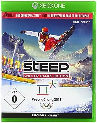 Steep - Winter Games Edition - Xbox One [Importación alemana ...