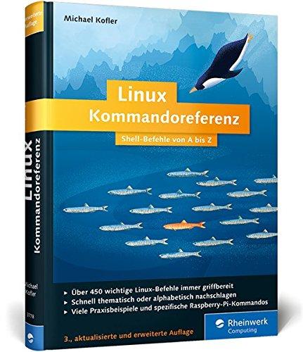 Linux Kommandoreferenz: Shell-Befehle von A bis Z