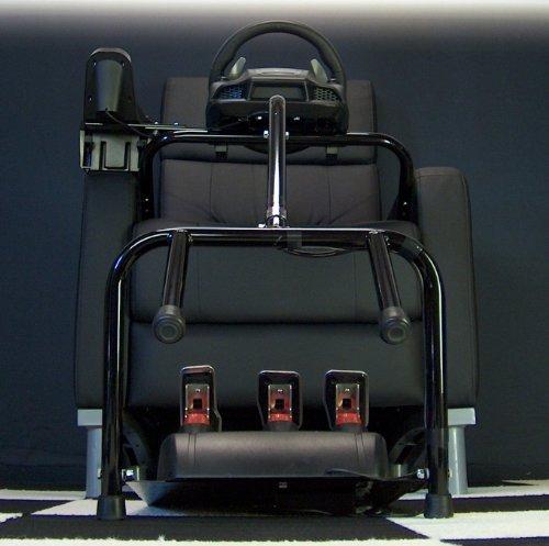- XL20 Xlerator Wheel Stand, Regular Lap Bar for Logitech G27 and Fanatec Wheels
