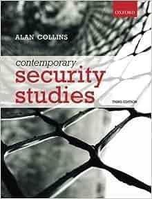 alan collins contemporary security studies 3rd edition pdf