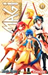 Magi - The labyrinth of magic, tome 11 par Ohtaka