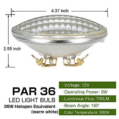Par36 9W