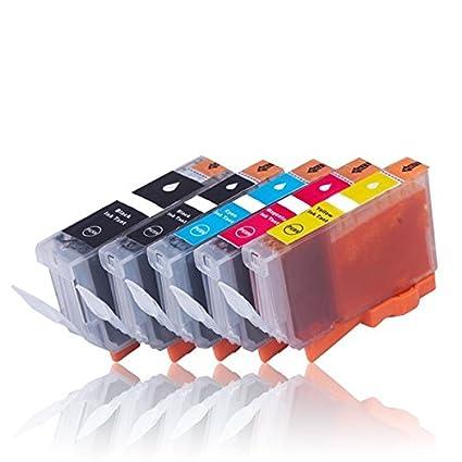 Cartuchos de impresoras para Canon Pixma IP4840, IP4850 iP4900 ...