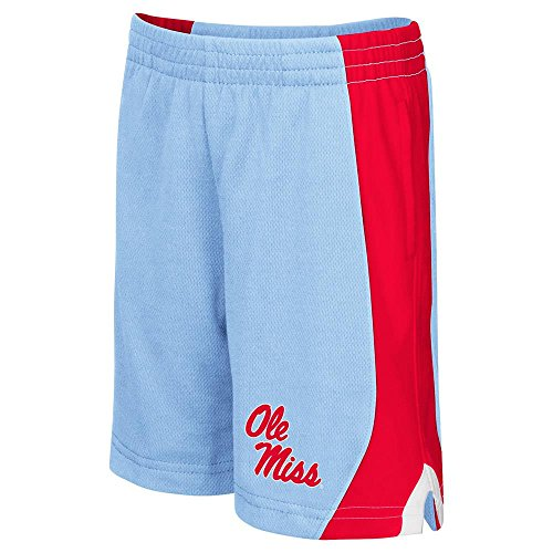 Toddler Ole Miss Rebels Basketball Shorts - 5T