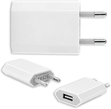 Lapinette Chargeur Secteur Usb Pour Iphone 5 5s Amazon Fr High Tech