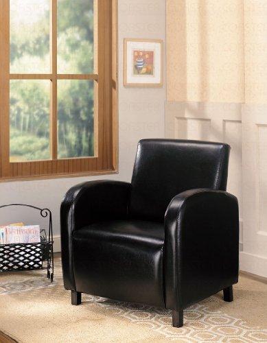 Coaster 900334 Vinyl Accent Chair