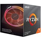 AMD Ryzen 7 3700X 8-core, 16-thread processor with Wraith Prism LED Cooler