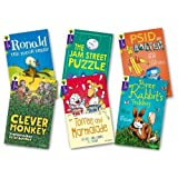 Oxford Reading Tree All Stars: Oxford Level 11: Pack 3 (Pack of 6)