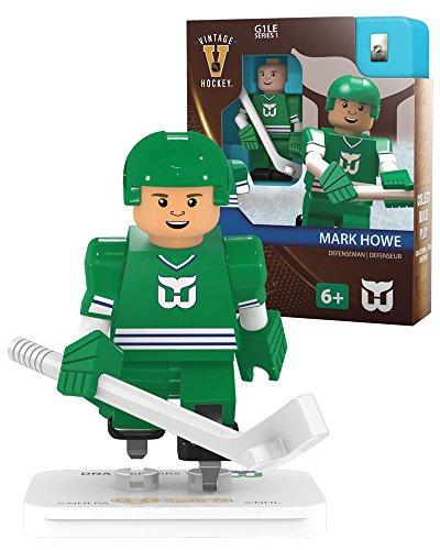 Mark Howe NHL Hartford Whalers Oyo G1S1 Minifigure (Hartford Whalers Game)