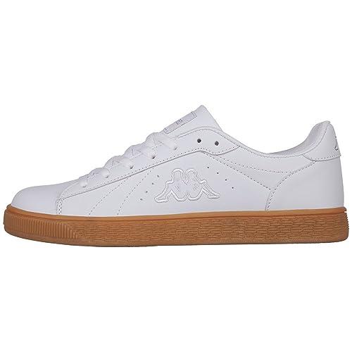 Kappa Orbit, Sneaker Unisex-Adulto, Bianco (1010 White 1010 White), 46 EU