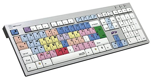Avid 70603000501 Media Composer Custom Mac Keyboard