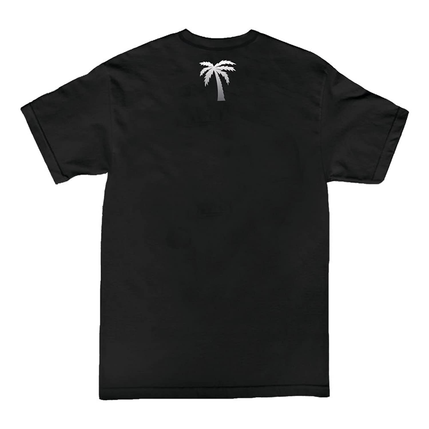 BLVD Supply Men's Brass Fingers SS T Shirt Black 2XL