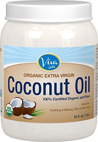 Viva Labs Organic Virgin Coconut product image