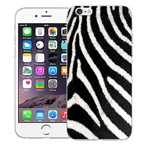 """Mobile Case Mate iPhone 6 4.7"""" Silicone Coque couverture case cover Pare-chocs + STYLET - Animal Print pattern (SILICON)"""