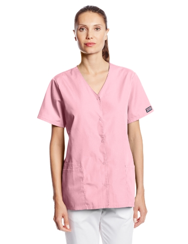 Cherokee Women's Workwear Snap F...