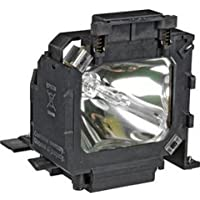 EMP-820P Epson Projector Lamp Replacement. Projector Lamp Assembly with Genuine Original Philips UHP Bulb inside.