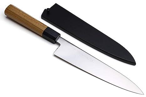 Amazon.com: Yoshihiro ginsan-ko antimanchas. Acero de alto ...