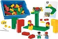 LEGO Education DUPLO Basic Structures Set 4522501 (107 Pieces) from LEGO Education