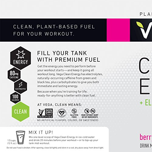 Vega Clean Energy US Berry Infusion