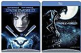Underworld + Underworld Evolution Blu Ray movie Set - Vampires & Lycans