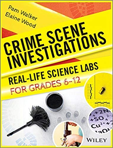 7966300] Crime Scene Investigations: Real-Life Science Labs For Grades 6-12 1st Edition-Paperback ()