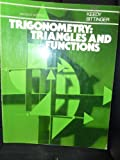 Trigonometry, Mervin L. Keedy and Marvin L. Bittinger, 0201038684