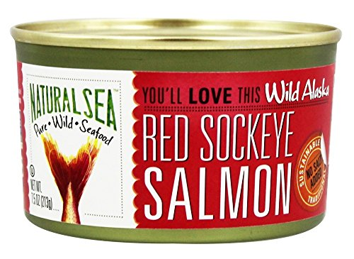 Sockeye Red Salmon - 8