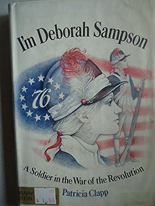 book cover of I\'m Deborah Sampson
