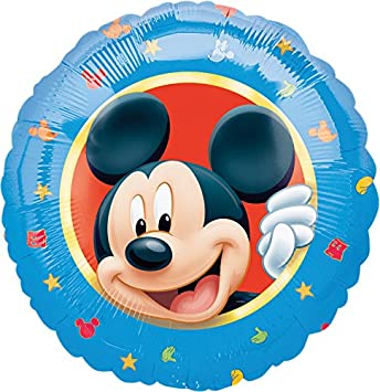 Folienballon Mickey Mouse Clubhouse Fur Kindergeburtstag Oder
