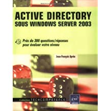 Active directory sous windows...