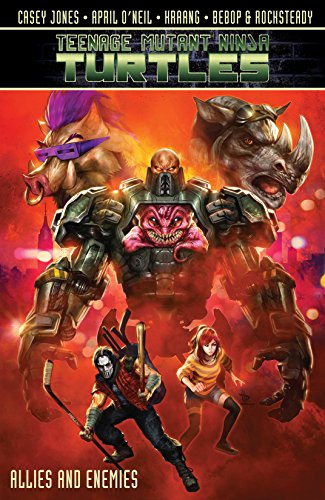 Teenage Mutant Ninja Turtles: Allies & Enemies]()
