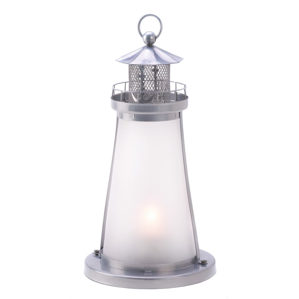 Amazon.com: 10 Wholesale Lookout Lighthouse Candle Lamp Wedding ...