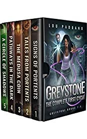 Greystone: The Complete First Cycle: Greystone Books 1 - 5