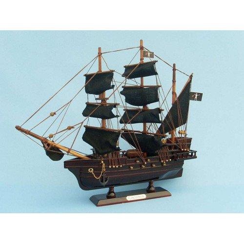 Handcrafted Model Ships John Halsey's Charles Pirate Model Ship