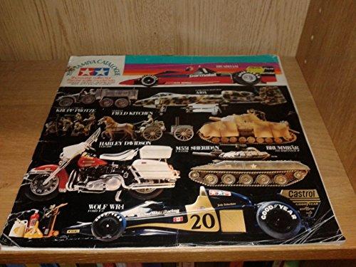 1979 Tamiya Catalog: Showcase Collection of Precise Scale Model Kits - Armour - Aircraft - Motorcycles - Ships - Auto Racing - Catalog Tamiya