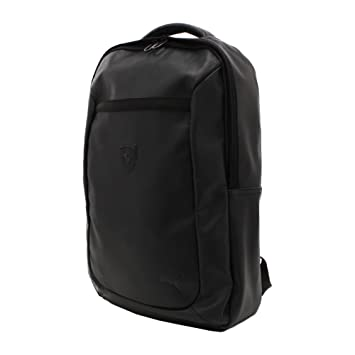 6ec8df394cef Image Unavailable. Image not available for. Colour  Puma Black Laptop  Backpack ...