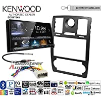 Volunteer Audio Kenwood DDX9704S Double Din Radio Install Kit with Apple Carplay Android Auto Fits 2005-2007 Chrysler 300