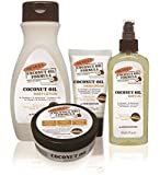 Palmers Coconut Oil Body Care & Hand Care Set of 4 products (hand cream, lotion, body cream and body oil)