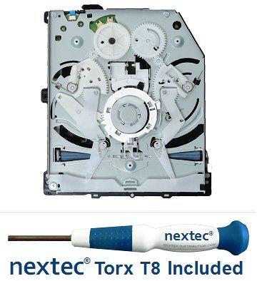 Sony PS4 Bluray Drive - BDP-01 Circuit Board - (KES-860A/ KEM-860AAA/ KEM-860... (Ps4 Disk Drive)
