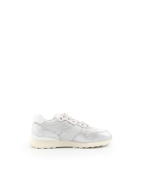 f8d333d78aa Hogan Zapatillas Para Mujer Blanco Weiß IT - Marke Größe