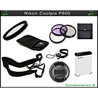 Nikon Coolpix P610 Accessory Combination A