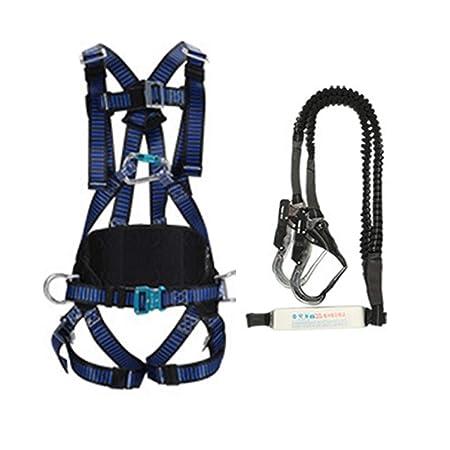 HYRL Protección contra Caídas Kit De Arnés De Seguridad Equipo De ...
