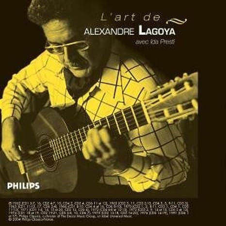 LArt de Alexandre Lagoya: Alexandre Lagoya: Amazon.es: Música